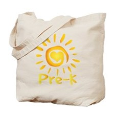 Pre-K Preschool Tote Bag
