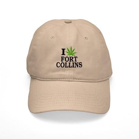 I Cannabis (Love) Fort Collins Cap