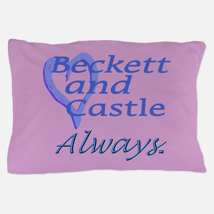 Beckett Castle Always Pillow Case