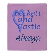 Beckett Castle Always Throw Blanket