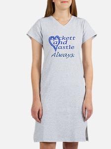 Beckett Castle Always Women's Nightshirt
