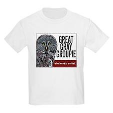 Great Gray Groupie T-Shirt
