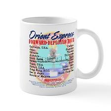 Forward Deployed Tour Mug