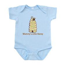 Mommy's Little Honey Infant Bodysuit