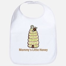 Mommy's Little Honey Bib