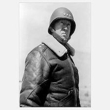 Digitally restored vector photograph of General Ge