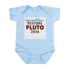 Restore Pluto Infant Creeper