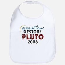 Restore Pluto Bib