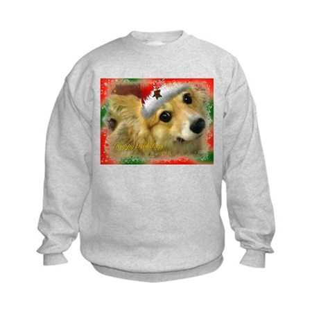 I Support Rescue Kids Sweatshirt