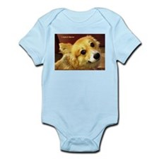 I Support Rescue Infant Bodysuit