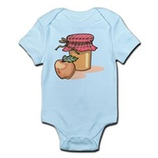 Apple Butter Jam Infant Bodysuit