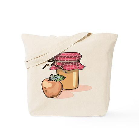 Apple Butter Jam Tote Bag