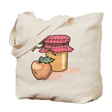 Apple Butter Jam Tote Bag