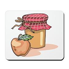 Apple Butter Jam Mousepad