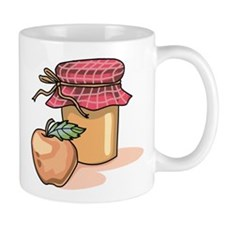 Apple Butter Jam Small Mug