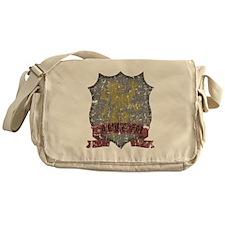 Cullen Crest Messenger Bag