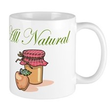 All Natural Small Mug
