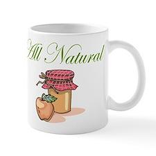 All Natural Small Mug