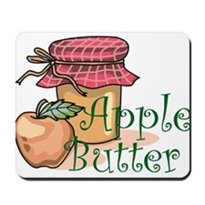 Apple Butter Mousepad