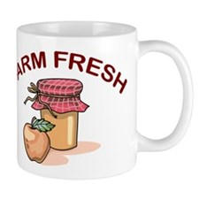 Farm Fresh Small Mug