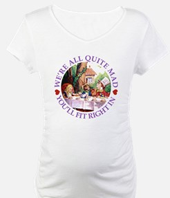 We're All Quite Mad Shirt