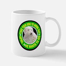 TAKE YOUR DOG TO WORK DAY Mug