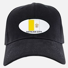 Vatican City Flag Stuff Baseball Hat