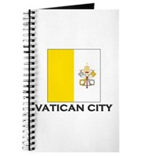 Vatican City Flag Stuff Journal
