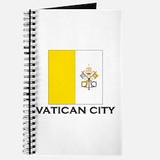 Vatican City Flag Stuff Journal