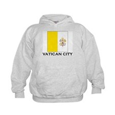 Vatican City Flag Stuff Hoody