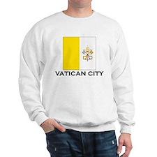 Vatican City Flag Stuff Jumper
