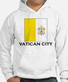 Vatican City Flag Stuff Jumper Hoody