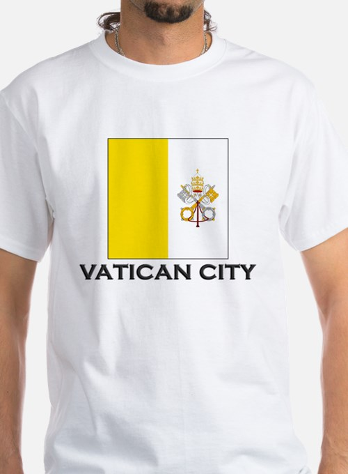 Vatican City Flag Stuff Shirt