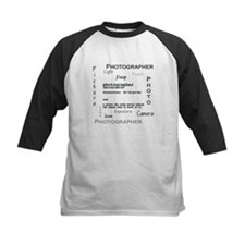 Photographer-Definitions.png Tee