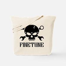 Skull n Tools 2 - Finetune Tote Bag