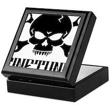 Skull n Tools 2 - Finetune Keepsake Box