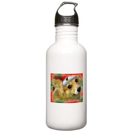 I Support Rescue Stainless Water Bottle 1.0L