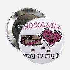 """Way To My Heart 2.25"""" Button"""