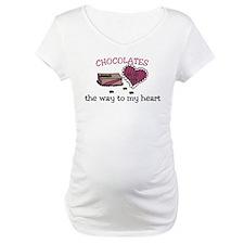 Way To My Heart Shirt