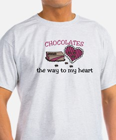 Way To My Heart T-Shirt
