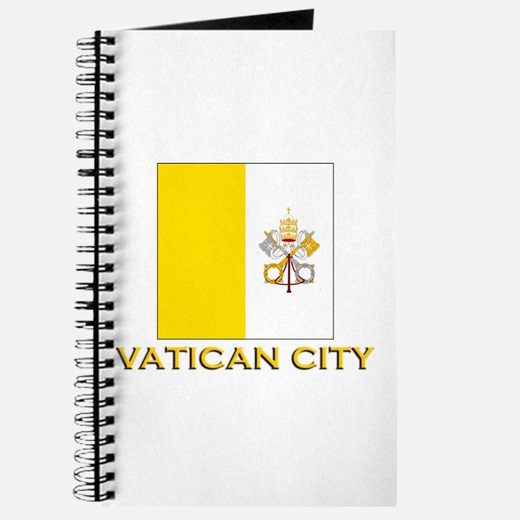 Vatican City Flag Gear Journal
