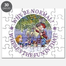 Why Be Normal? Puzzle