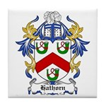 Hathorn Coat of Arms Tile Coaster
