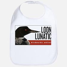 Loon Lunatic Bib