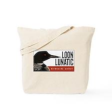 Loon Lunatic Tote Bag