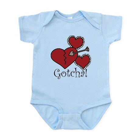 Gotcha Infant Bodysuit