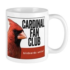 Cardinal Fan Club Mug