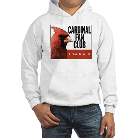 Cardinal Fan Club Hooded Sweatshirt