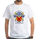Hartside Coat of Arms White T-Shirt