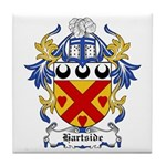 Hartside Coat of Arms Tile Coaster